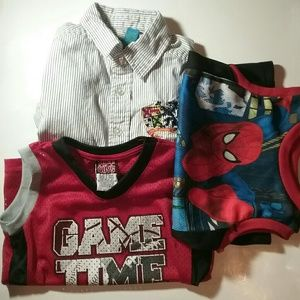 Boys Bundle of 3 tops size 3t preowned